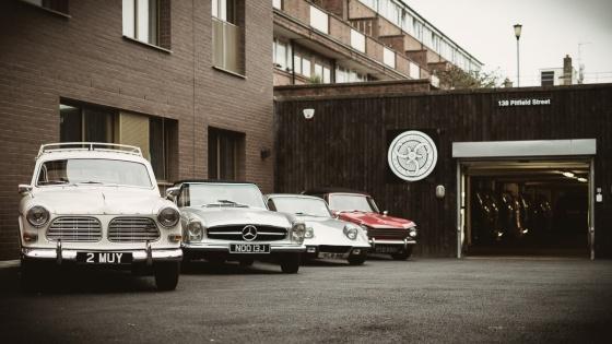 Classic Car Club Autoristaphoto - Classic car club